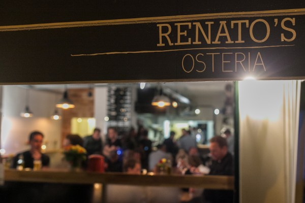 District V wordt Osteria