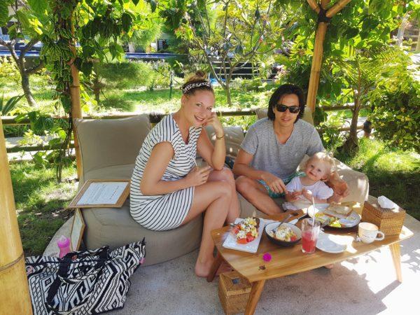 Naar Bali met kids