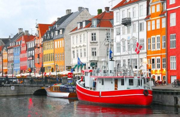 24 uur in Kopenhagen