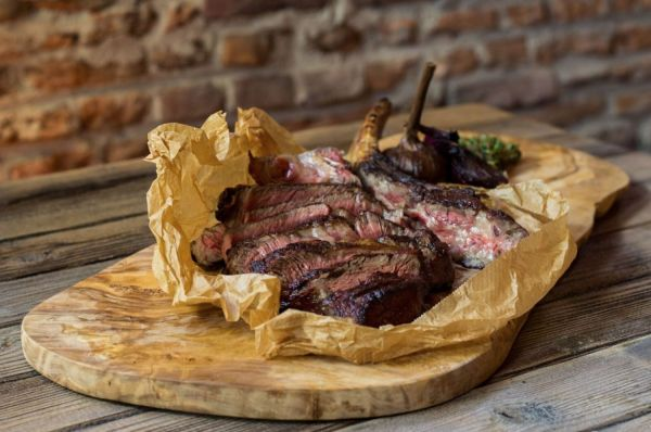 The Beefsteak Club