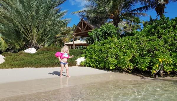 Naar Curacao met kids