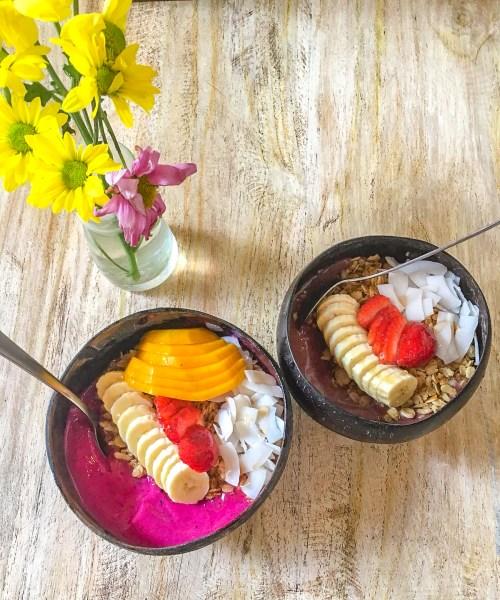 De beste smoothiebowls van Bali