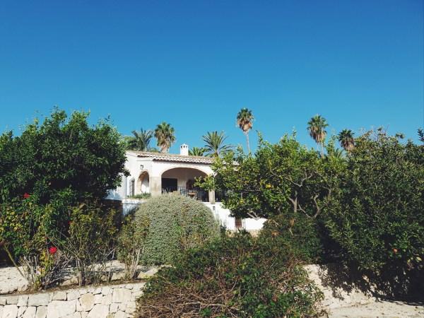 Een huis huren in Javea