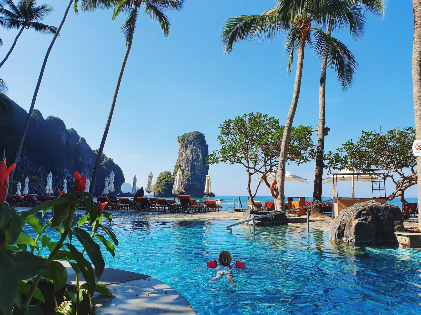 De meest kindvriendelijke hotels in Thailand