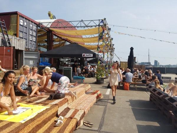 De leukste kindvriendelijke terrassen van Amsterdam