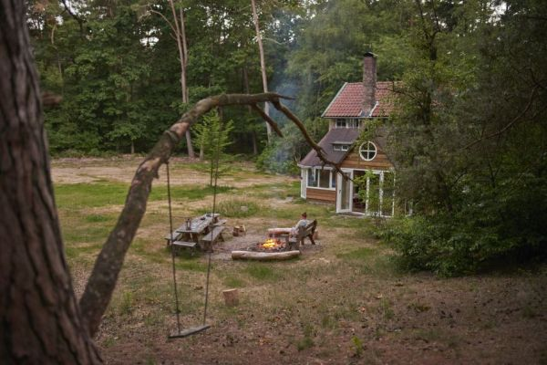 de leukste boshuisjes van nederland