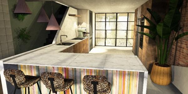Verbouwing deel 2; De keuken