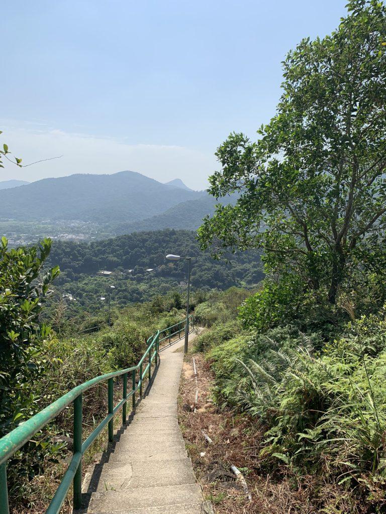 Mui Wo hike