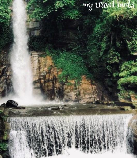 Banjhakri Falls