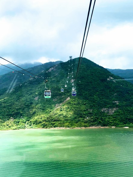 ngongping 360 cable car