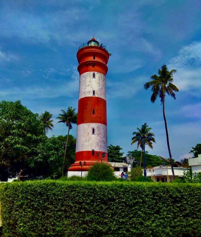 light house Alleppey