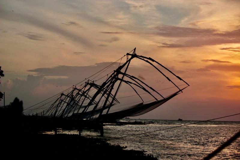 Chinese fishing nets kochi