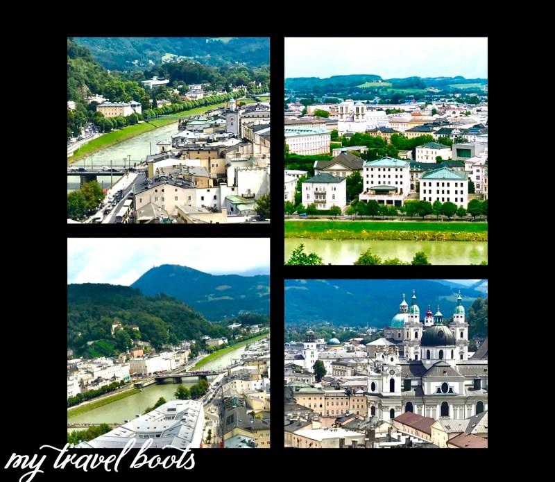 Views of Salzburg
