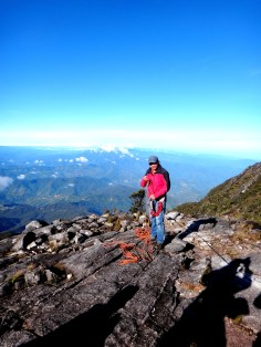 Walk the Torq at Mount Kinabalu