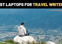 best laptops for travel writers