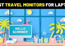 best travel monitors for laptop