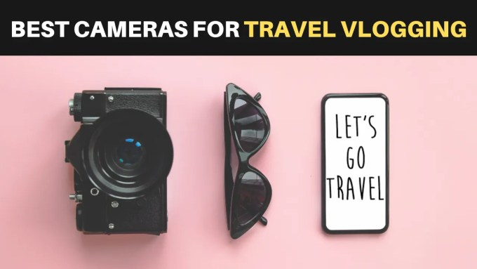 best cameras for travel vlogging