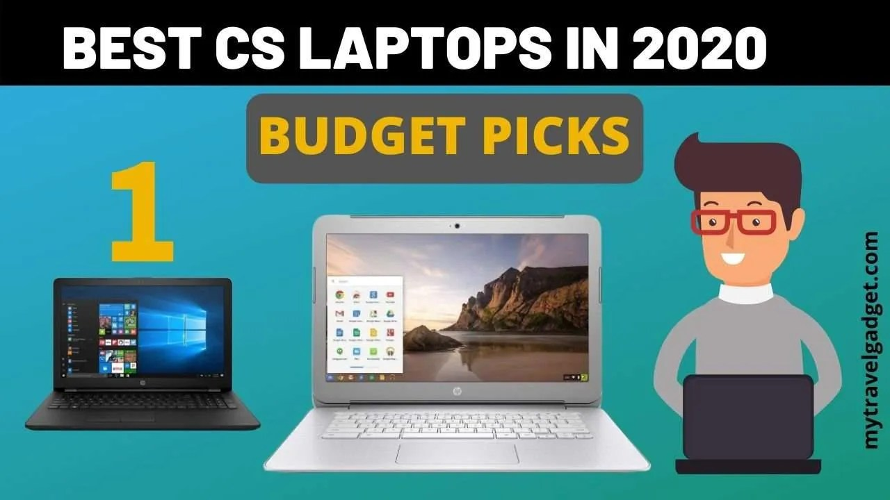 Best Laptops For Computer Science Engineering Students 2020