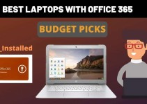 best laptops with microsoft office installed