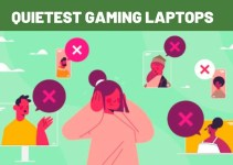 quiet gaming laptops