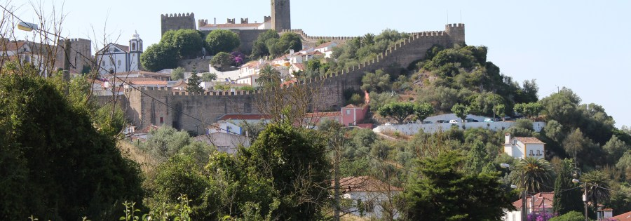 Obidos: Planning a trip to this perfect medieval village with your kids! www.mytravelingkids.com