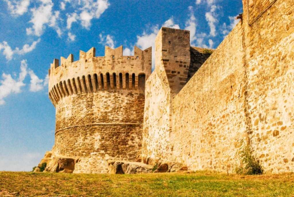 Populonia the Etruscan Coast of Tuscany