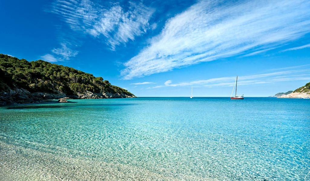 Elba Island of Tuscany