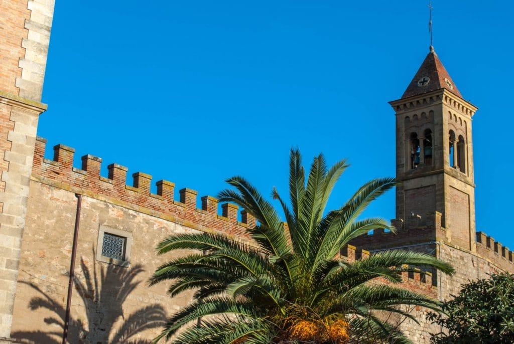Bolgheri Castle Tuscany