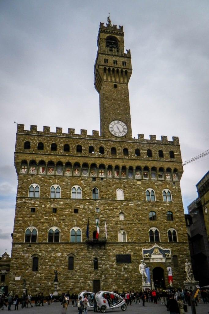 Piazza della signoria Joe Mack Florence Tuscany