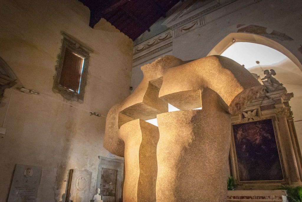 Sant'Agostino Complex Pietrasanta Tuscany 1