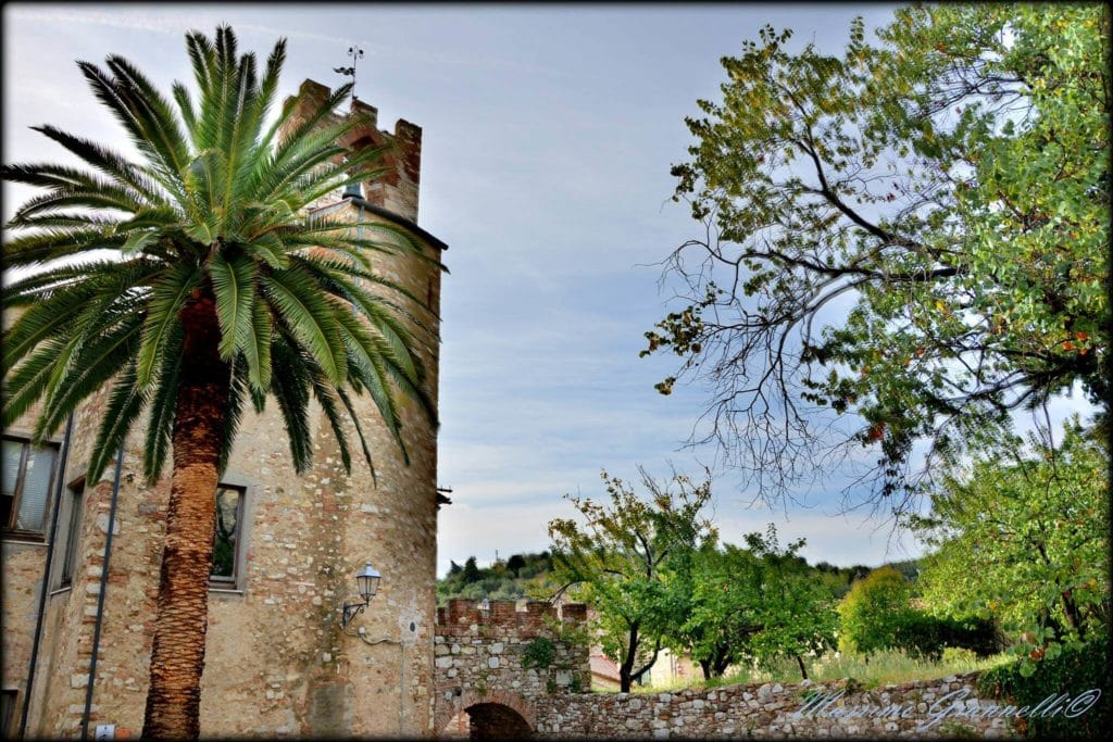 Suvereto villages in tuscany