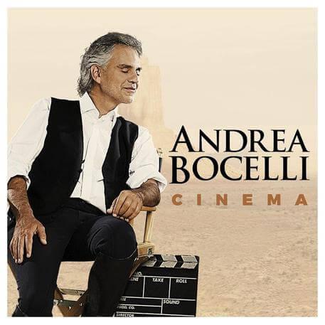 Bocelli cover Cinema