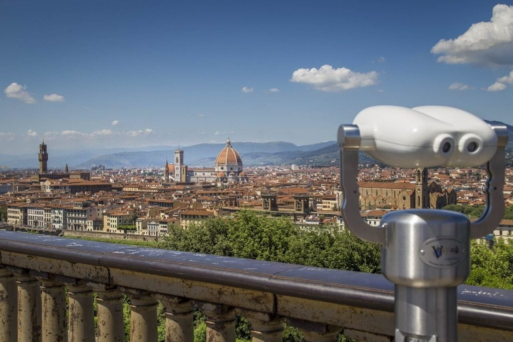 Piazzale Michelangelo Firenze Tuscany