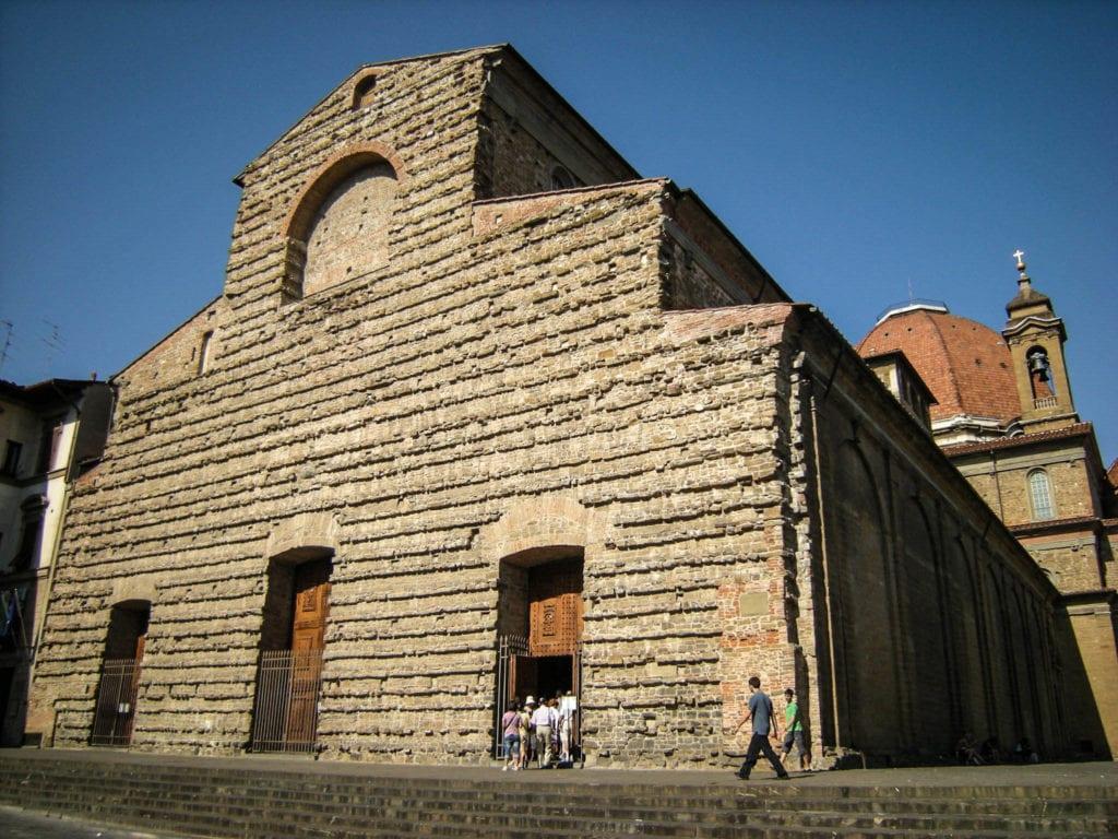 San-Lorenzo-Cathedral-Florence