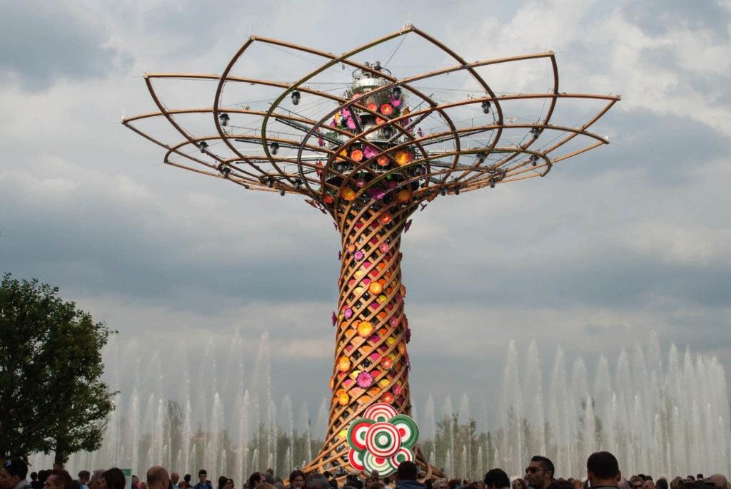 Life Tree Expo Milan 2015