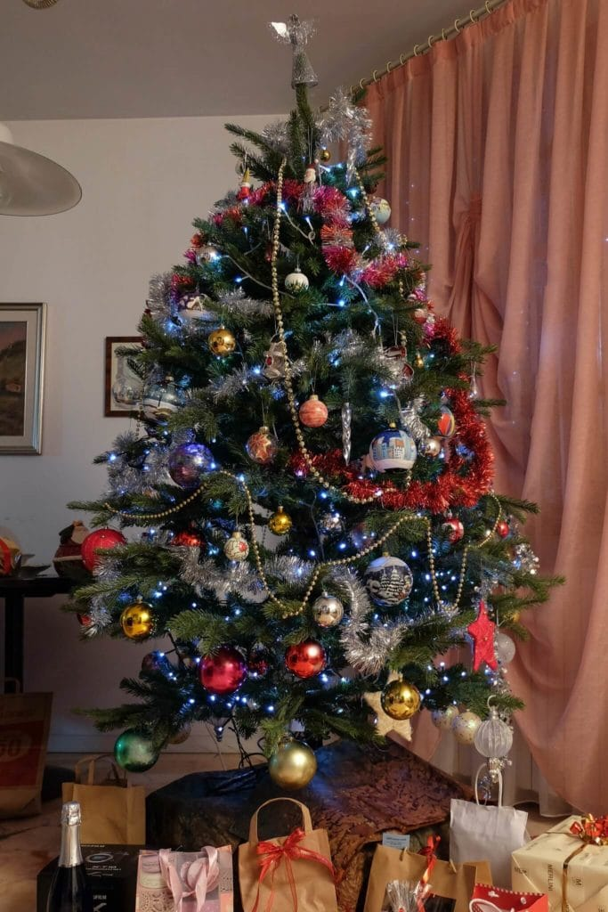 Christmas tree Traditions of Christmas in Tuscany