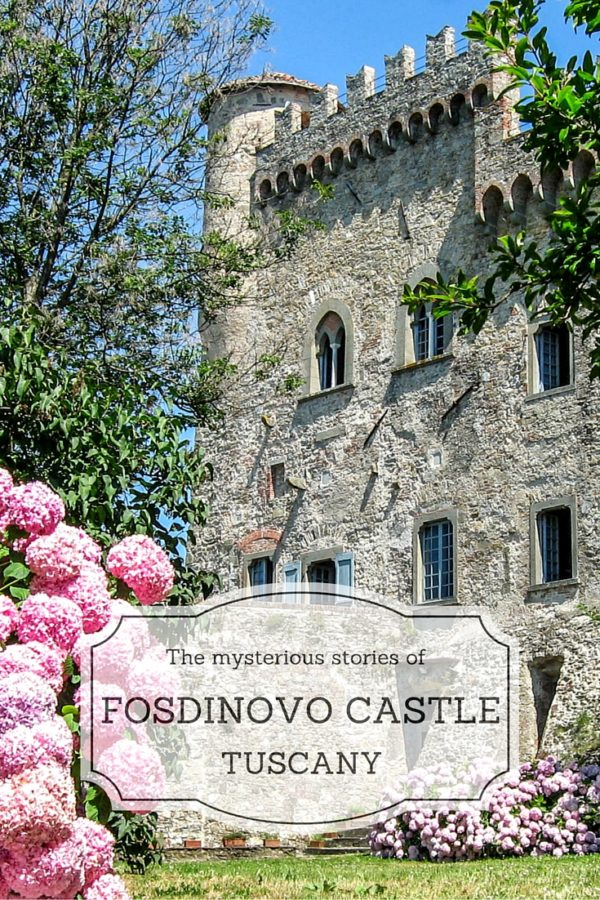 FOSDINOVO CASTLE cover for pinterest