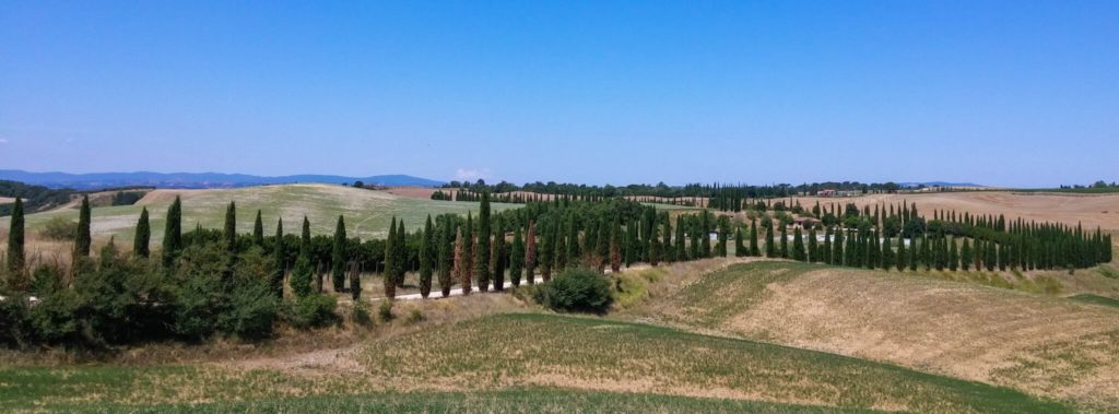 Chianti Panorama Tuscany