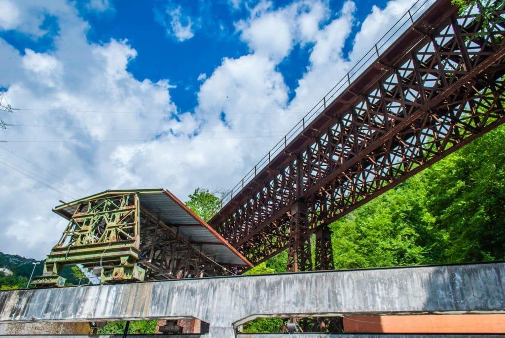 Ponte di Ferro Carrara Studi Aperti