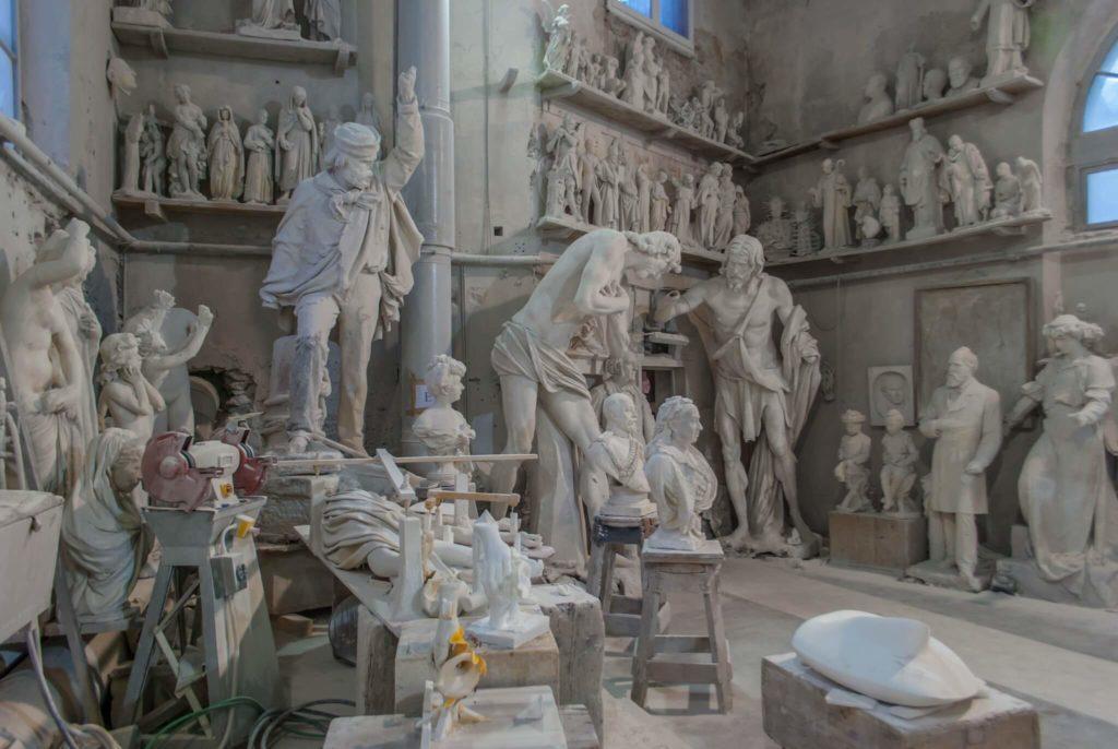 Studio Nicoli Carrara Tuscany