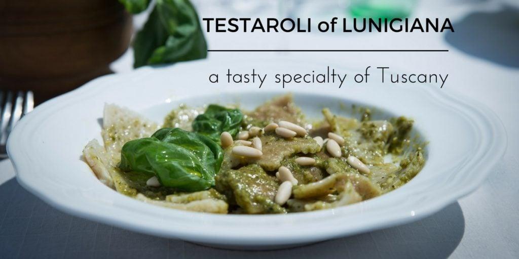 Testaroli of Lunigiana