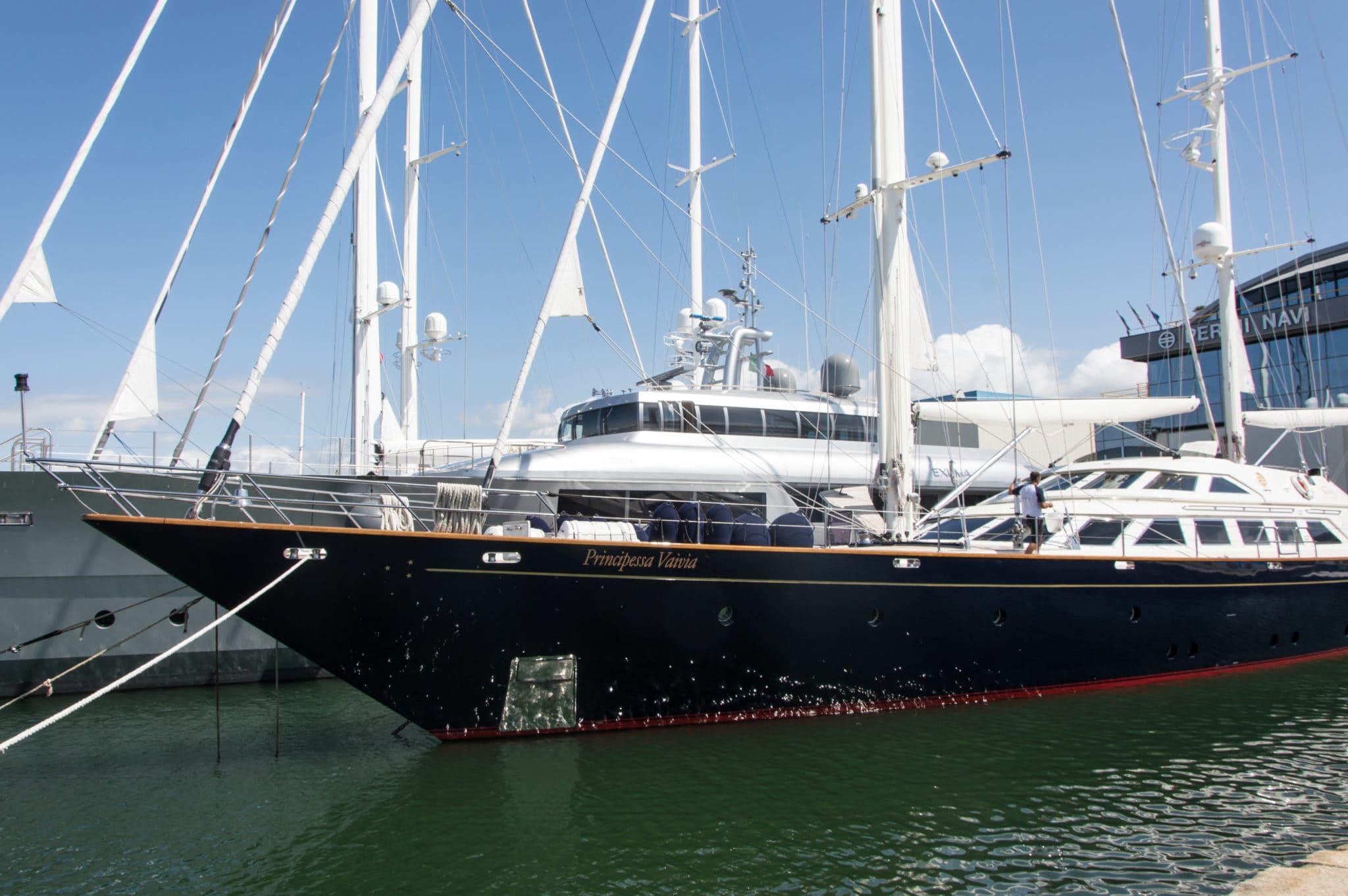 Principessa vaivia perini navi versilia yachting rendez vous