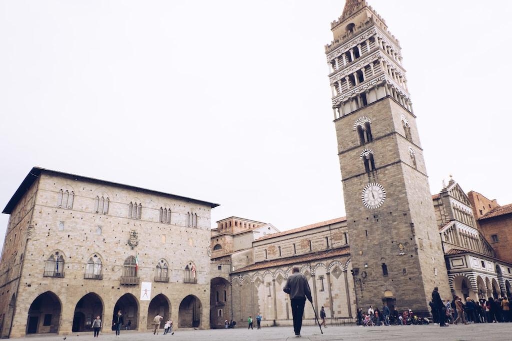 Piazza Duomo Pistoia