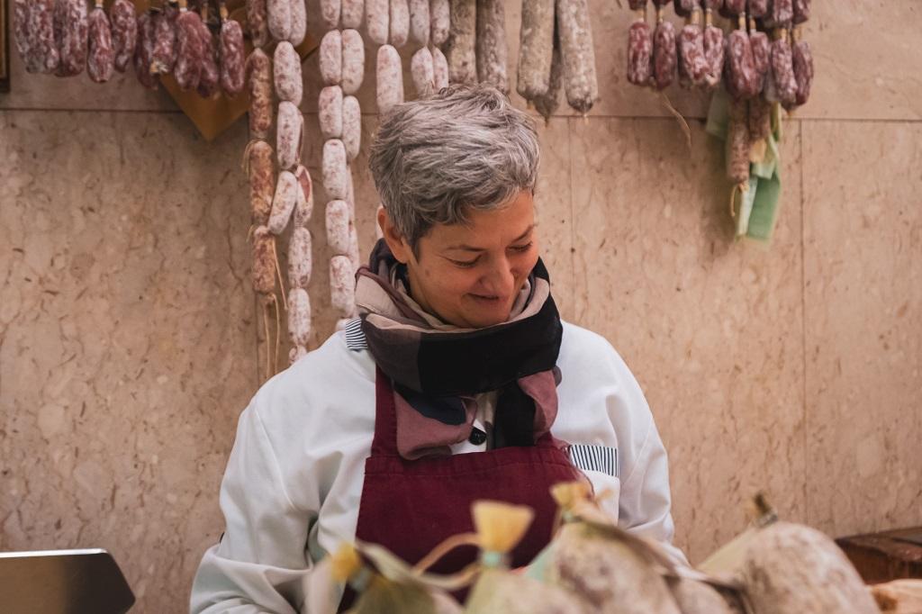 Ceccotti Butcher 2 Valdera in Tuscany