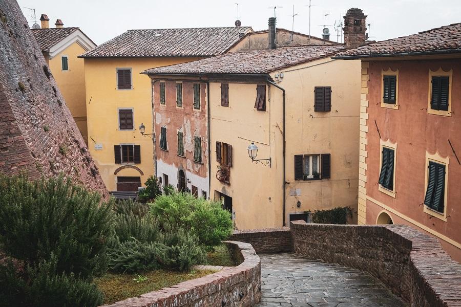 Lari, Valdera in Tuscany
