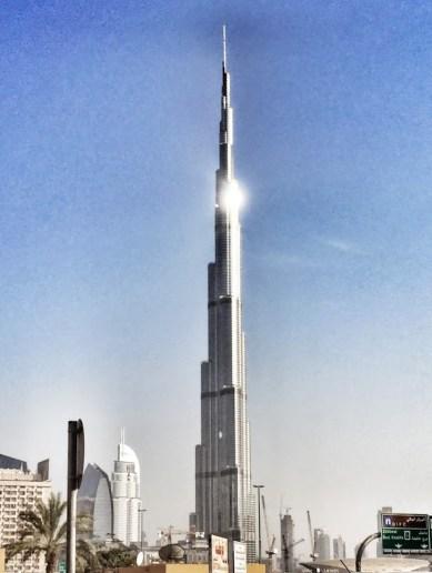 Landmark of Dubai, Burj Khalifa...