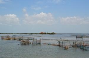 Church in the lagoon...