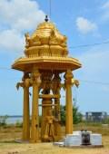 Golden shrine...