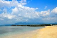 Beautiful Lombok beach...