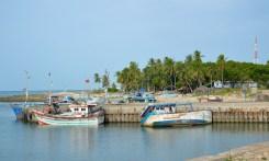 Point Pedro port...